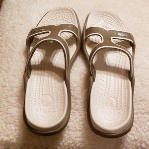 Croc Sandals Sz 7